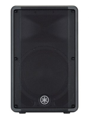 DBR12 12″ 2-way Powered Loudspeaker