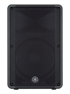 DBR15 15″ 2-way Powered Loudspeaker